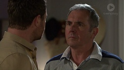 Shane Rebecchi, Karl Kennedy in Neighbours Episode 7696
