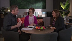 Gary Canning, Susan Kennedy, Terese Willis in Neighbours Episode 7697