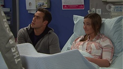 Aaron Brennan, Amy Williams in Neighbours Episode 7697