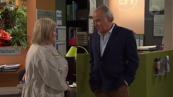 Sheila Canning, Hamish Roche in Neighbours Episode 7697