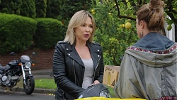 Steph Scully, Sonya Rebecchi in Neighbours Episode 7698
