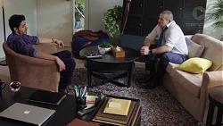 Sam Feldman, Toadie Rebecchi in Neighbours Episode 7698