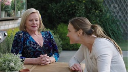 Sheila Canning, Amy Williams in Neighbours Episode 7698
