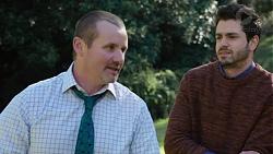 Toadie Rebecchi, Sam Feldman in Neighbours Episode 7698