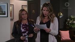 Terese Willis, Paige Novak in Neighbours Episode 7698