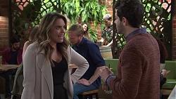 Paige Novak, Sam Feldman in Neighbours Episode 7698