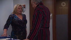Sheila Canning, Hamish Roche in Neighbours Episode 7699