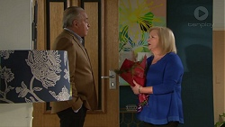 Hamish Roche, Sheila Canning in Neighbours Episode 7699
