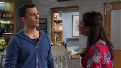 Jack Callaghan, Dipi Rebecchi in Neighbours Episode 7700