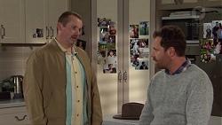 Toadie Rebecchi, Shane Rebecchi in Neighbours Episode 7700