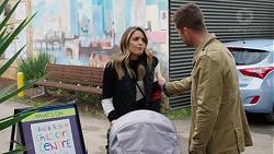 Paige Novak, Mark Brennan in Neighbours Episode 7700