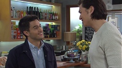 David Tanaka, Leo Tanaka in Neighbours Episode 7701