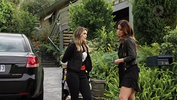 Paige Novak, Elly Conway in Neighbours Episode 7701
