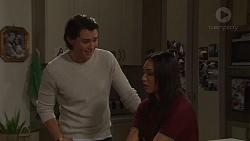 Leo Tanaka, Mishti Sharma in Neighbours Episode 7702