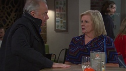 Hamish Roche, Sheila Canning in Neighbours Episode 7702