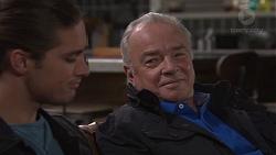 Tyler Brennan, Hamish Roche in Neighbours Episode 7702
