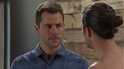 Mark Brennan, Tyler Brennan in Neighbours Episode 7702