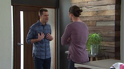 Mark Brennan, Tyler Brennan in Neighbours Episode 7703