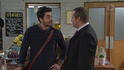 Sam Feldman, Toadie Rebecchi in Neighbours Episode 7703