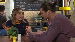 Piper Willis, Tyler Brennan in Neighbours Episode 7703