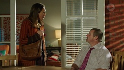Sonya Mitchell, Toadie Rebecchi in Neighbours Episode 7703