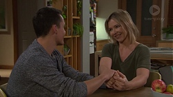 Jack Callaghan, Steph Scully in Neighbours Episode 7703