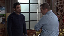Sam Feldman, Toadie Rebecchi in Neighbours Episode 7704
