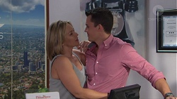 Steph Scully, Jack Callaghan in Neighbours Episode 7704
