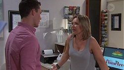 Jack Callaghan, Steph Scully in Neighbours Episode 7704