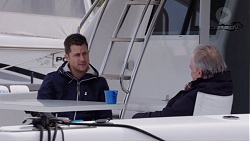 Mark Brennan, Hamish Roche in Neighbours Episode 7704