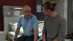 Hamish Roche, Tyler Brennan in Neighbours Episode 7705