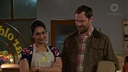 Dipi Rebecchi, Shane Rebecchi in Neighbours Episode 7705