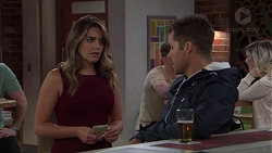 Paige Novak, Mark Brennan in Neighbours Episode 7705