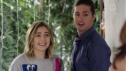 Piper Willis, Tyler Brennan in Neighbours Episode 7706