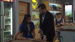 Kirsha Rebecchi, Shane Rebecchi in Neighbours Episode 7706