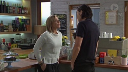 Steph Scully, Leo Tanaka in Neighbours Episode 7706