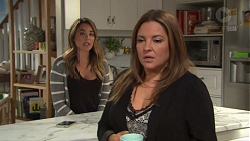 Paige Novak, Terese Willis in Neighbours Episode 7706