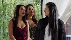Mishti Sharma, Dipi Rebecchi, Yashvi Rebecchi in Neighbours Episode 7706