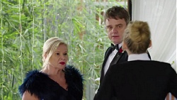 Sheila Canning, Gary Canning, Xanthe Canning in Neighbours Episode 7706