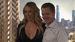 Courtney Grixti, Paul Robinson in Neighbours Episode 7707