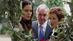 Elly Conway, Karl Kennedy, Susan Kennedy in Neighbours Episode 7707