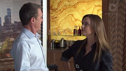 Paul Robinson, Amy Williams in Neighbours Episode 7707