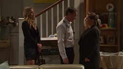Courtney Grixti, Paul Robinson, Terese Willis in Neighbours Episode 7708