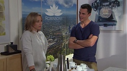 Steph Scully, Jack Callaghan in Neighbours Episode 7708