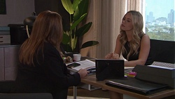 Terese Willis, Courtney Grixti in Neighbours Episode 7708