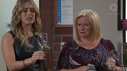 Courtney Grixti, Sheila Canning in Neighbours Episode 7708