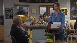 Tim Collins, Amy Williams in Neighbours Episode 7708