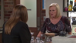 Terese Willis, Sheila Canning in Neighbours Episode 7708