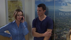 Amy Williams, Jack Callaghan in Neighbours Episode 7709
