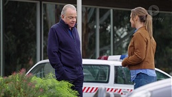 Hamish Roche, Amy Williams in Neighbours Episode 7709